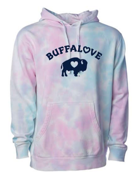 Cotton Candy Word Hoodie