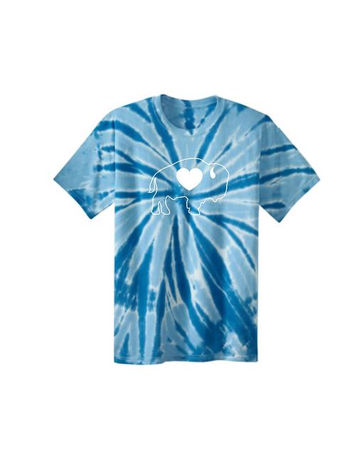 Youth Royal Tie Dye T-Shirt