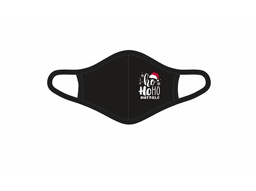 Ho Ho Ho Adult Face Mask