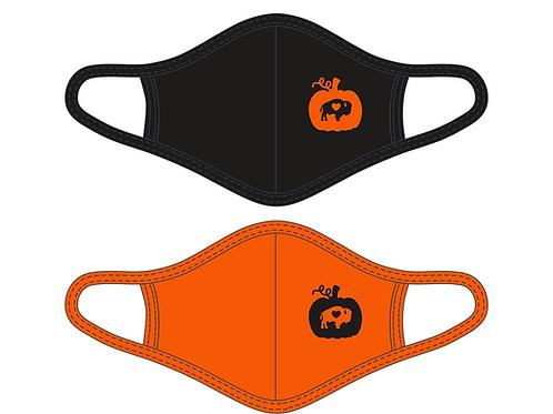 Pumpkin Face Masks