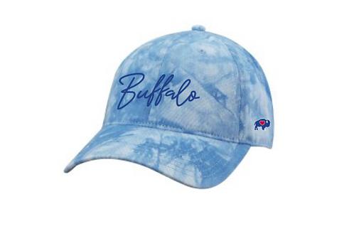 Buffalo Tie Dye Cap