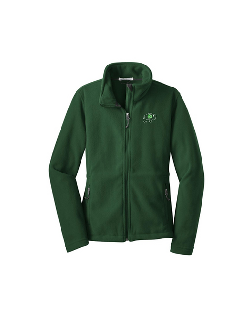 Irish Ladies Fleece Jacket