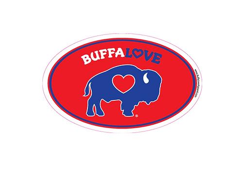 Buffalove Car Magnets