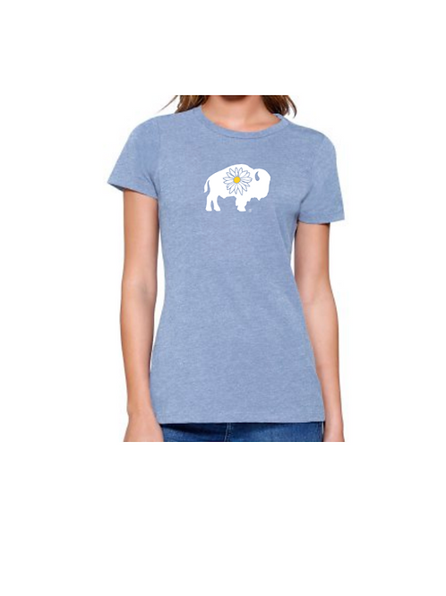 Daisy Ladies T-Shirt