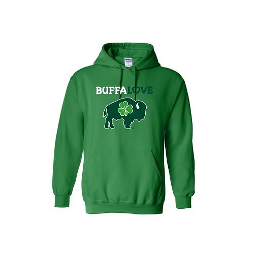 BuffaLove Irish Hoodie