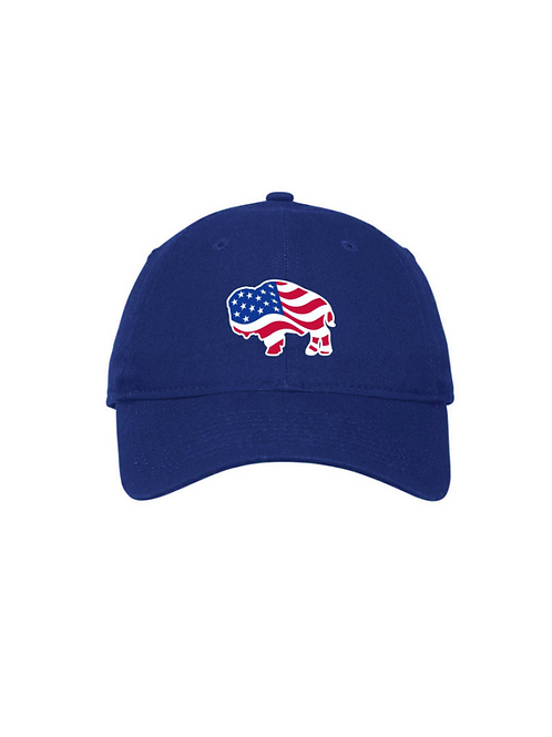 America New Era Baseball Hat