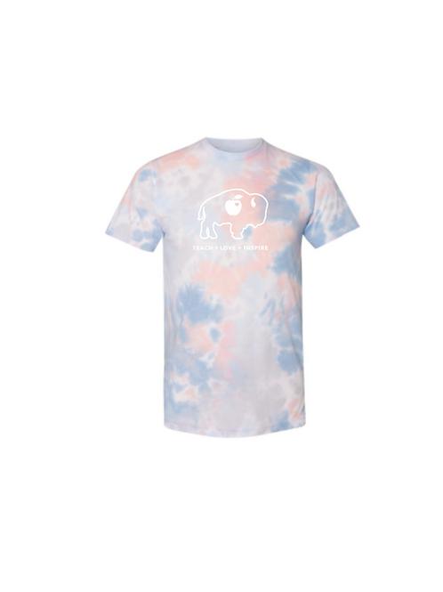 Tie Dye Teacher T-Shirt