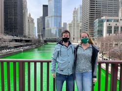 Green River. Chicago, Illinois