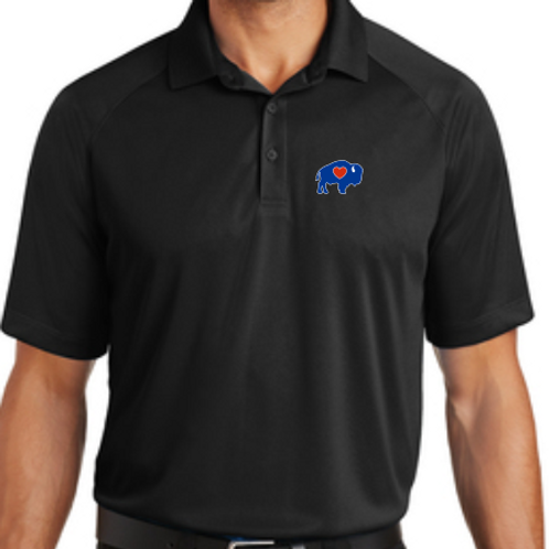 Mens Solid Polo
