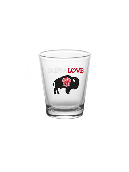 Polish Shot Glass