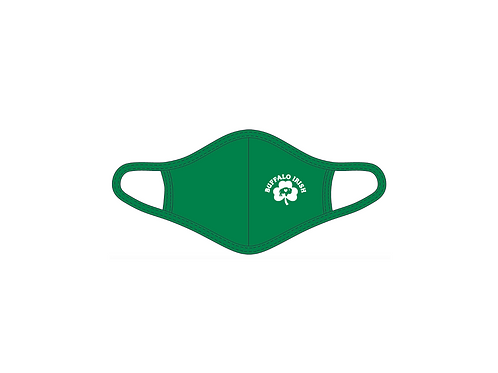 Buffalo Irish  Adult Face Mask
