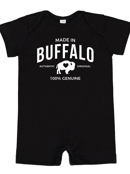 Made in Buffalo Onesie Romper