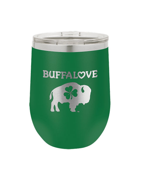Irish Stainless Wine Tumbler