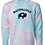 Thumbnail: Cotton Candy Word Sweatshirt
