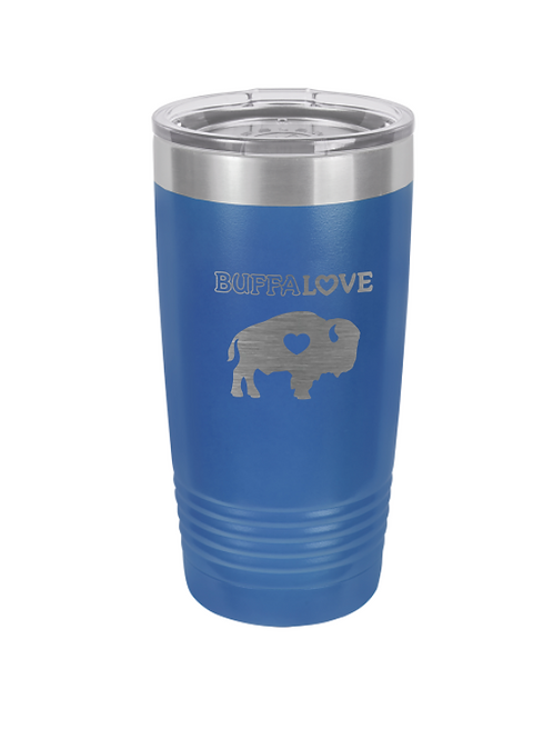 Traditional Engraved Travel Mug