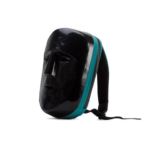 MAYAB black / turquoise