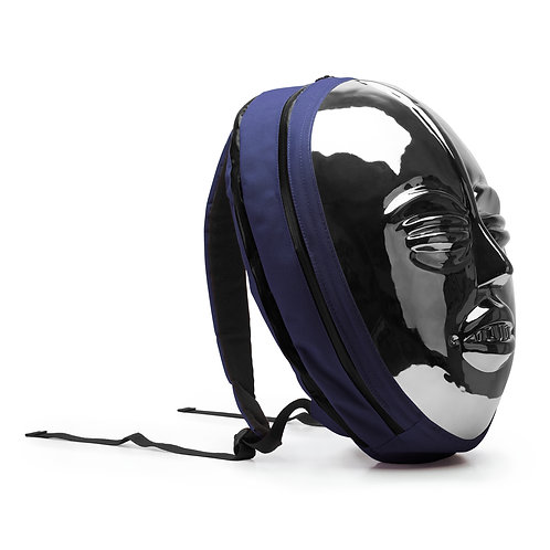 JAGUNJAG titan plating / dark blue