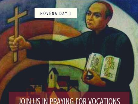 Novena to St. Anthony Mary Claret