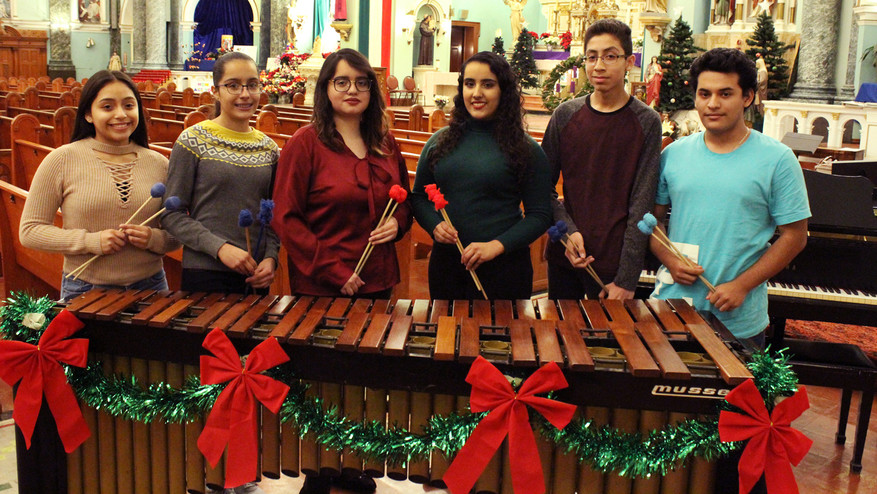 holy cross marimba.jpg