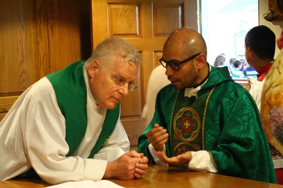 Claretians Brian and Byron
