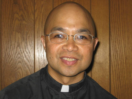 My Call as a Claretian Missionary