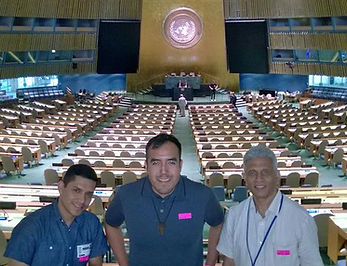Claretians at United Nations Vocations USA CANAD