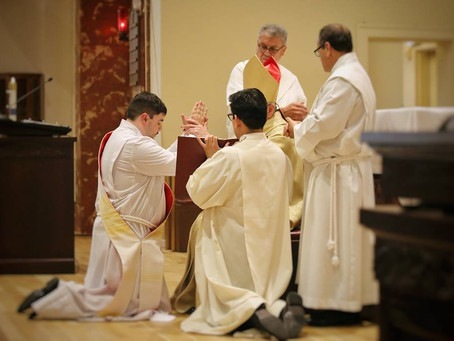 The Ordination Class of 2019 (CARA Report)