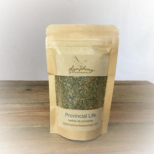 Provincial Life: herbes de Provence