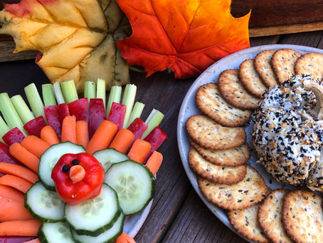 ThanksGiving Charcuterie Additions