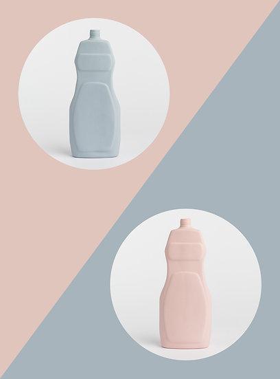 Foekje Fleur | porcelain bottle vase #19 powder of lavender