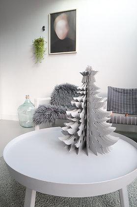 Kerstboom 45 cm | grijs of roze