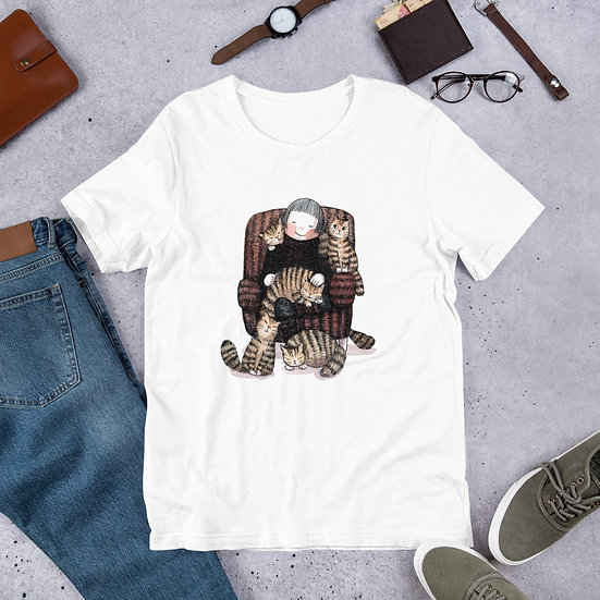 cats and I T-shirt