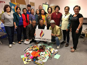 AFIRE Members Re-Affirm Bayanihan Values at New Home and Community Center
