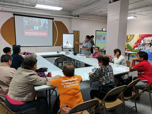 """AFIRE Members to All Domestic Workers in Chicago: """"You Are Not Alone!"""""""