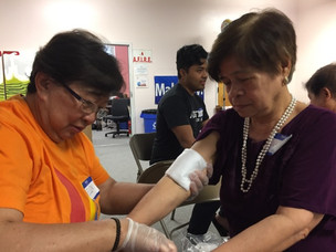AFIRE Provides the Filipino Domestic Worker Community with CPR/First Aid Certification
