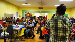 AFIRE Welcomes Over 100 at Open House for a Night of Solidarity