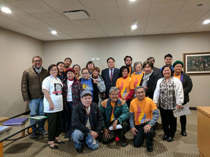 AFIRE Community Leaders Meet with Philippines Consul General to Address Immigration Concerns