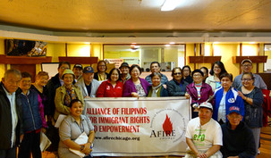 Building Filipino Immigrant and Domestic Worker Power