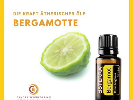 Aromatherapie - Bergamotte