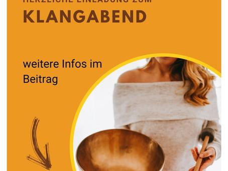 "Erster Online-Klangabend ""Entspannt in den Feierabend"""