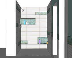 Bathroom 0625 IN SHOWER