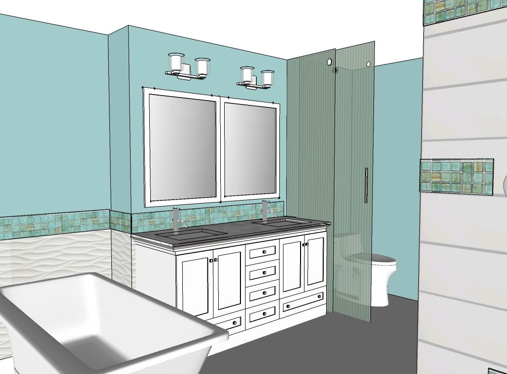Bathroom 0625 VANITY