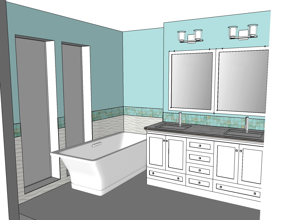 Bathroom 0625 ENTRY