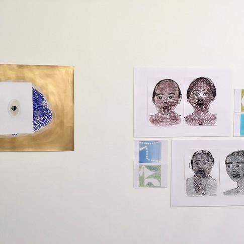"""Exposition """"Espaces vibratoires"""""""