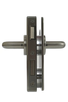 Patch Lock Glass Door Lock