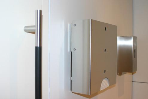 Dispenser Stainless Steel