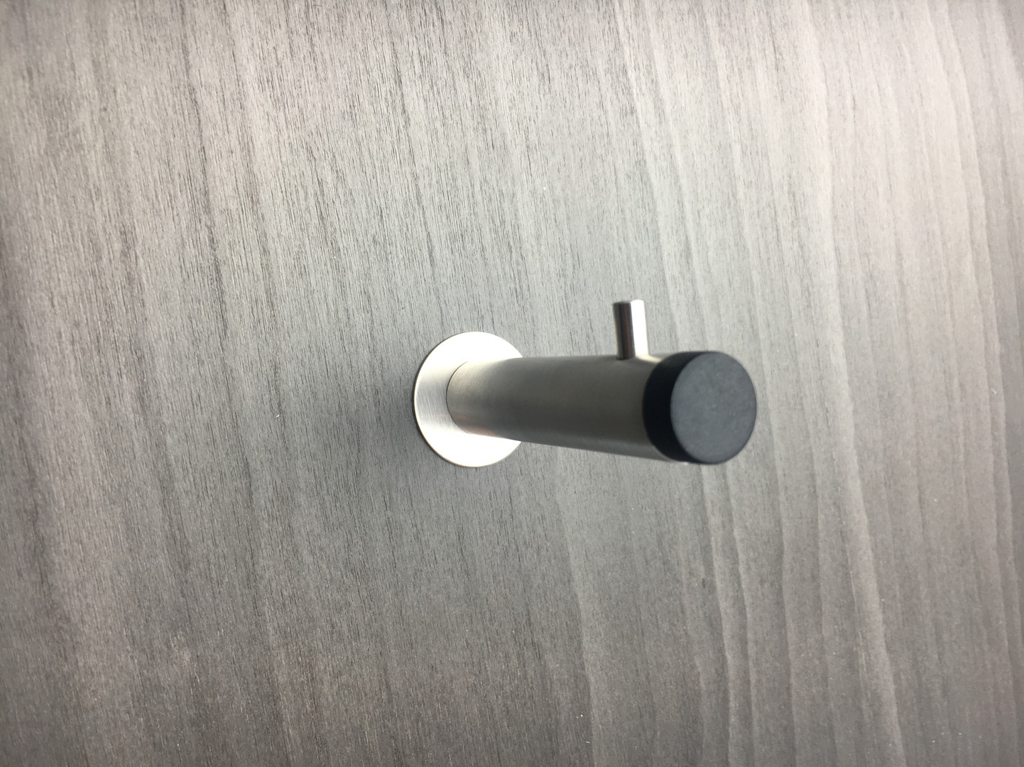 Buffered Coat Hook
