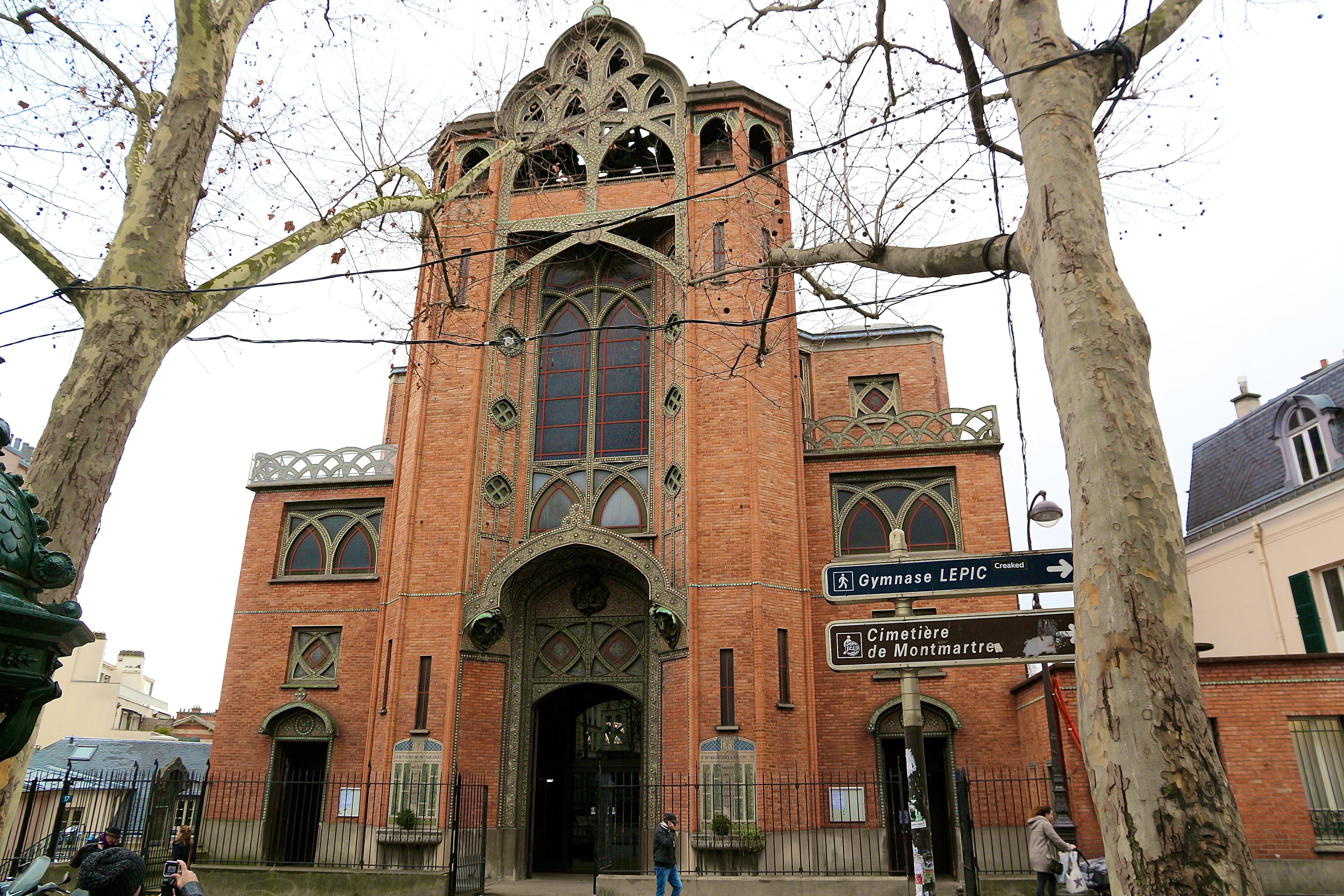 l'Église Saint-Jean-de-Montmartre