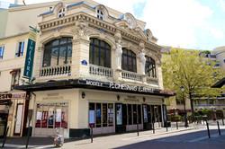 le théâtre Montparnasse