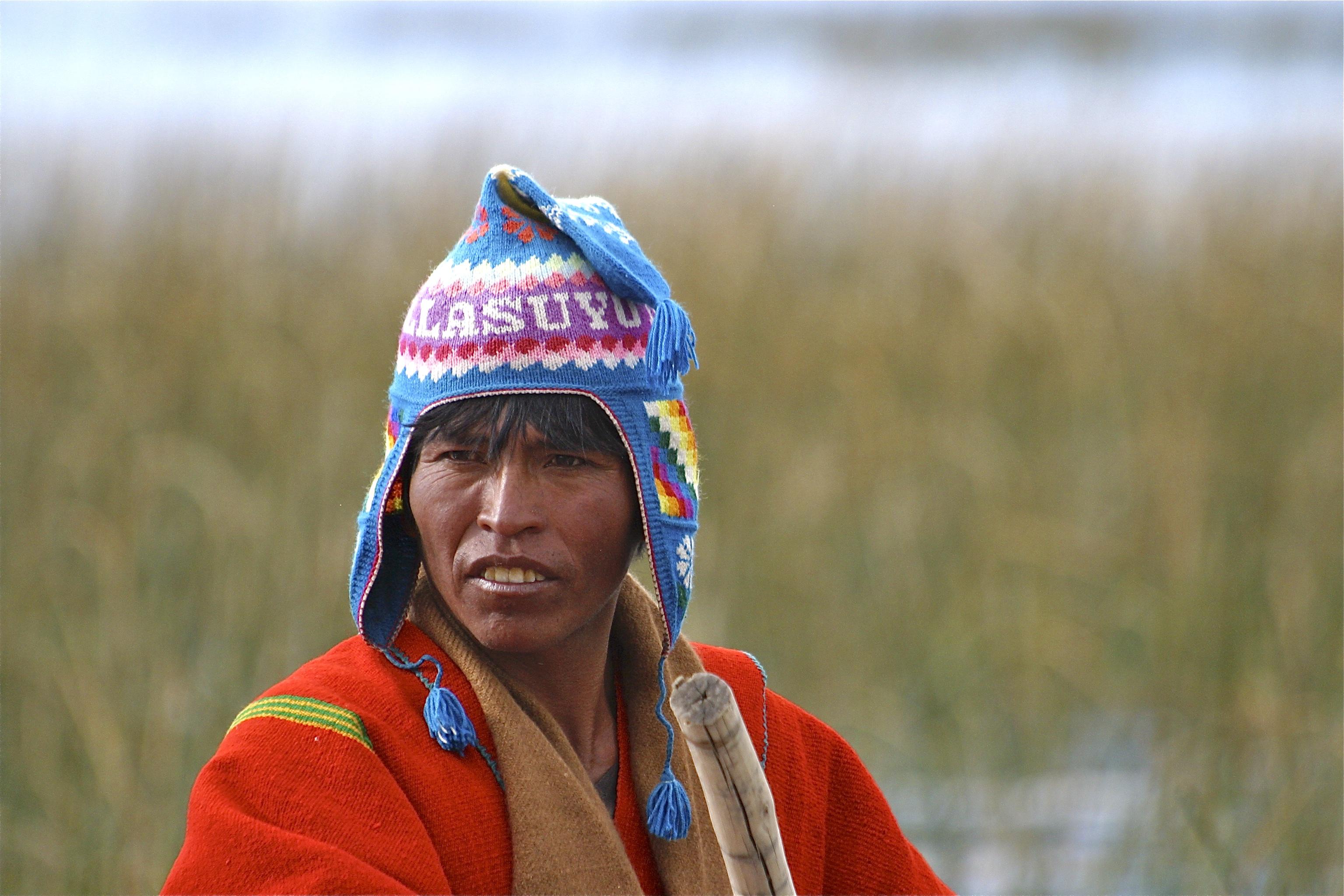 2004, Bolivie